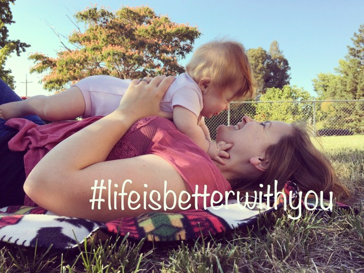 {#life is better with you}