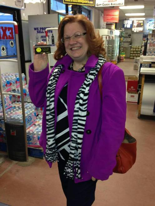Gift Card Winner at TriState Liquors in Delaware