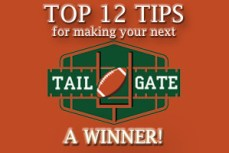Top 12 Tips for Making Your Next Football Tailgate a Winner!