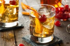 The Autumn Fruit Old-Fashioned