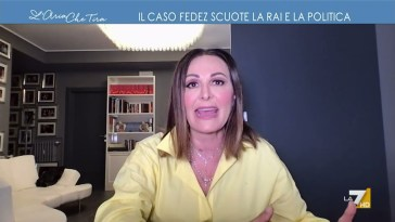 """Ddl Zan, Daniela Santanchè: """"A due uomini o a due donne mancano dei pezzi per fare un figlio, …"""