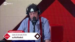 #SoggettiSmarriti con Marco Marzocca e Francesco Vercillo in diretta su Radio2 e anche su …