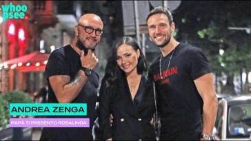 Andrea Zenga: papà ti presento Rosalinda