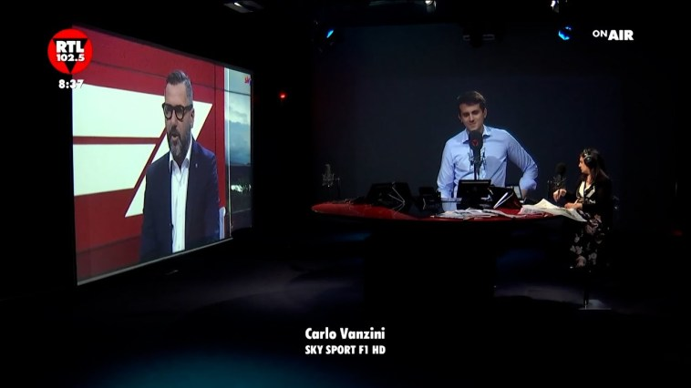 Carlo Vanzini: il giornalista di Sky Sport Formula Uno ci ha parlato del Gran Premio di Francia.