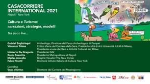 Casa Corriere International 2021 – Secondo appuntamento