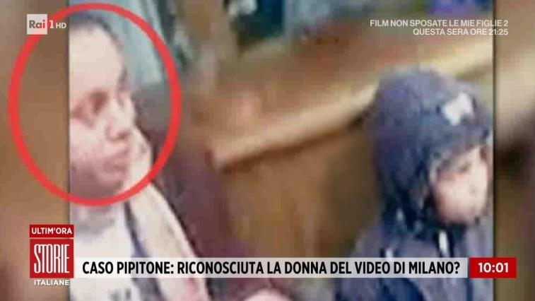Denise Pipitone: riconosciuta la donna rom del video di Milano? – Storie italiane 10/06/2021