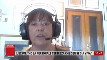 Denise Pipitone l'ex pm indagata false dichiarazioni la sua reazione
