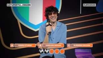 Gioca con Ermal Meta! Ermal le sa tutte! E tu? #euro2020 #radioufficiale Nazionale Ita…