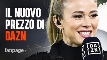 Quanto costa l'abbonamento DAZN per vedere la Serie A: il nuovo prezzo dalla prossima stagione