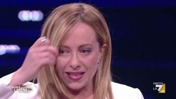 Riforma della giustizia, Giorgia Meloni: 'Ci si deve arrivare per forza..qui non succede mai nulla!'
