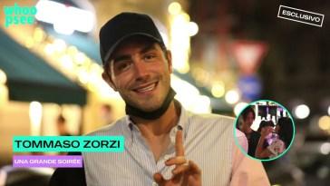 Tommaso Zorzi: una grande soirée