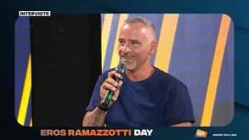Eros Ramazzotti è protagonista dell' #ErosRamazzottiDay: un'intera giornata dedicata alla …