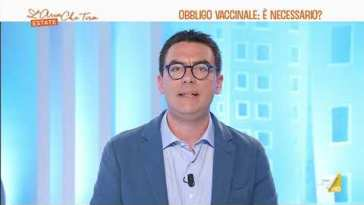 Giorgia Meloni si è vaccinata a Roma ma non c'è nessuna foto che documenti l'avvenuta …