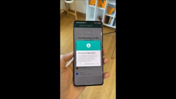 Multi dispositivo su WhatsApp beta: ecco come funziona #Shorts