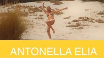 Antonella Elia assieme al suo Fidanzato Pietro delle Piane sta vivendo una seconda giovinezza