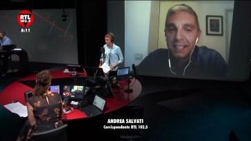 Andrea Salvati: ieri la seconda serata di partite di Champions League