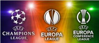 CHAMPIONS, EUROPA E CONFERENCE LEAGUE 3° GIORNATA: I MATCH DELLE ITALIANE E DOVE SEGUIRLI