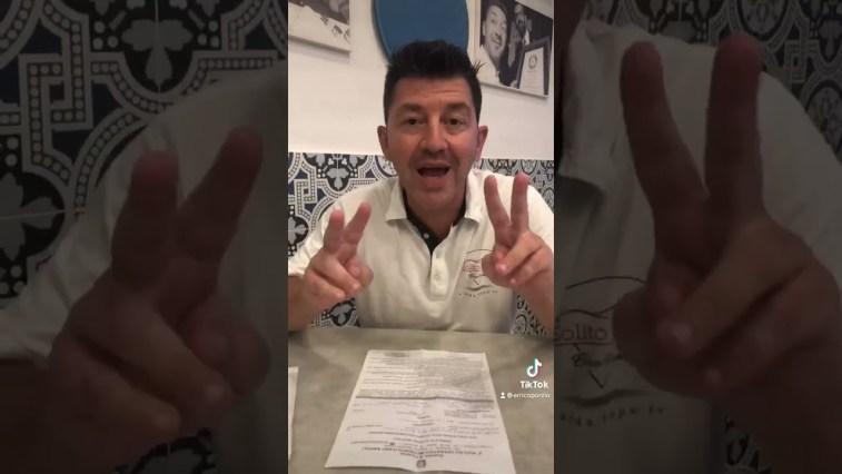 """Errico Porzio: """"Basta recensioni come strumento di ricatto!"""""""