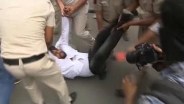 India, protesta per il lavoro