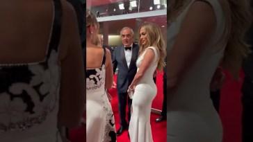 "Jennifer Lopez a Serena Rossi: ""Ah la Madrina"", Festival di Venezia 2021"