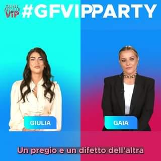 La coppia che… Giulia Salemi e Gaia Zorzi sono prontissime per cominciare la loro avven…