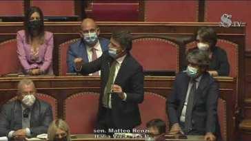 """Matteo Renzi: """"Non conveniva che io parlassi ma è un dovere politico, civile e morale"""""""