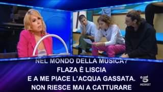 Prima SFIDA per i cantanti: la prof Anna Pettinelli manda in sfida Flaza contro Gea! Cosa …