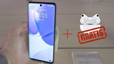 ANTEPRIMA Huawei nova 9, con FreeBuds Pro IN REGALO