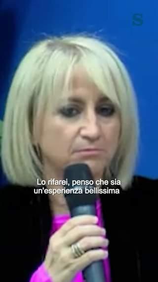 """Al Salone del libro di Torino Luciana Littizzetto ha presentato il suo libro """"Io mi fido d…"""