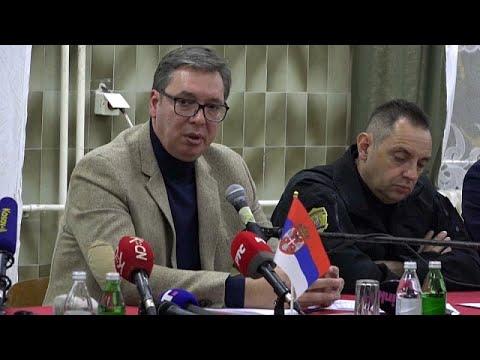 Alta tensione tra Serbia e Kosovo. Le parole pesanti del presidente serbo
