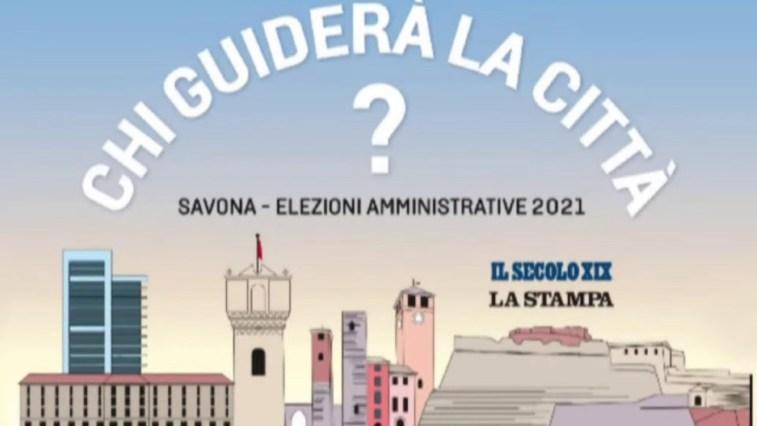 Ballottaggio a Savona, il dibattito in diretta al Priamàr tra i candidati Russo e Schirru