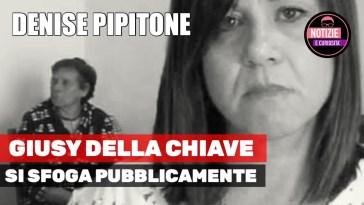 Denise Pipitone, Giusy Della Chiave si sfoga pubblicamente …