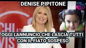 Denise Pipitone, oggi Chi l'ha visto? fa un annuncio che tiene tutti con il fiato sospeso.