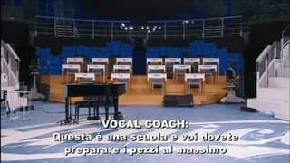 Durante le prove i vocal coach riscontrano un atteggiamento svogliato nelle esecuzioni del…