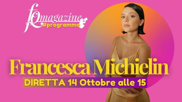 Francesca Michielin con natura, podcast, colonna sonora e nuova musica