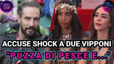 """Grande Fratello Vip 6, Lulu, Jessica e Alex Belli lanciano pesanti accuse a 2 concorrenti: """"Puzza di pesce…"""""""