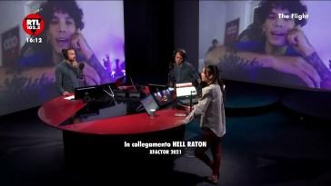 Hell Raton a RTL 102.5: le anticipazioni sulla prima serata dei Bootcamp di X-Factor 2021