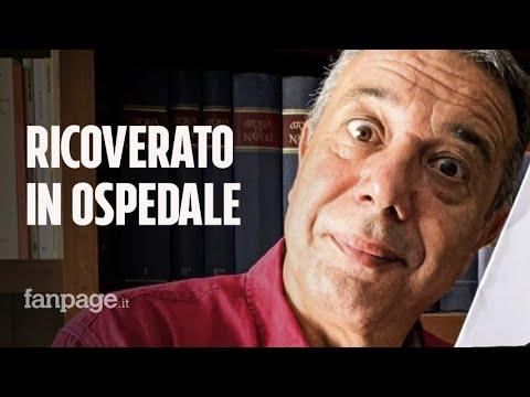 Il cantante Federico Salvatore ricoverato per emorragia cerebrale: il malore nei giorni scorsi