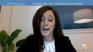 """No Green Pass, l'avvocatessa Olga Milanese: """"Il mondo intero ci guarda allibito, c'è uno Stato …"""