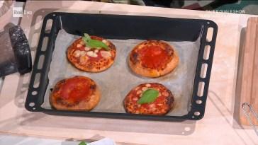 Pizzette della merenda – È sempre mezzogiorno 08/10/2021