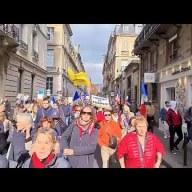 Si riaccende la protesta dei ''no pass'' a Parigi e Tallin