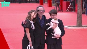 """Tim Burton ha vinto il premio alla carriera al """"Roma Film Fest 2021"""""""