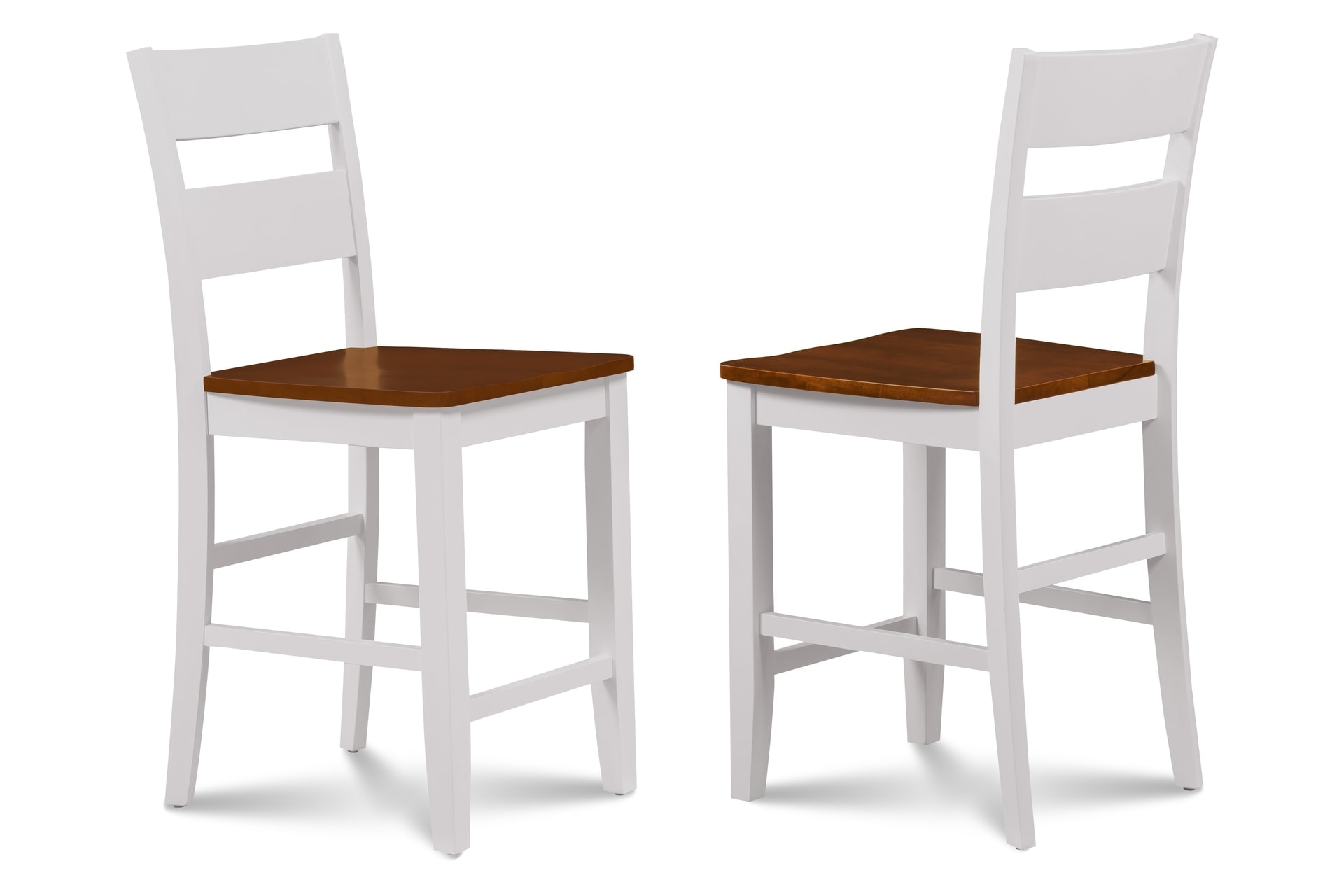 White Counter Height Chairs Chair Upholstered Table Dining Dining Set Sets Table