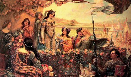 Vũ trụ trong Thần Khúc của Dante - Hỏa ngục - Kỳ III: Hỏa ngục - Lời cảnh tỉnh tại tầng Nhục dục