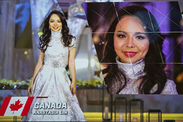 Hoa hậu thế giới Canada ngày đăng quang và có mặt tại vòng chung kết 2016 với bài phát biểu chấn động.