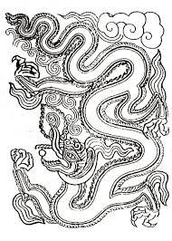 Rồng thời Trần (Ảnh: Vforum.vn)