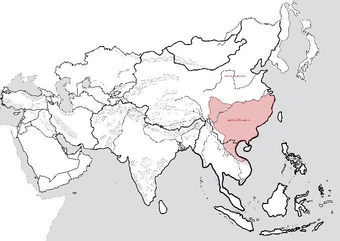 Diện tích nước Việt cổ lớn gấp 10 lần ngày nay