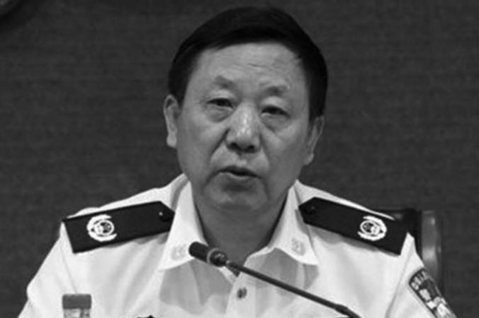 Triệu Lê Bình, cựu Cảnh sát trưởng khu tự trị Nội Mông (ảnh: nirapadnews.com)