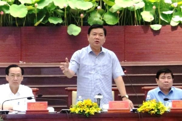Đinh La Thăng, PVN, PVC