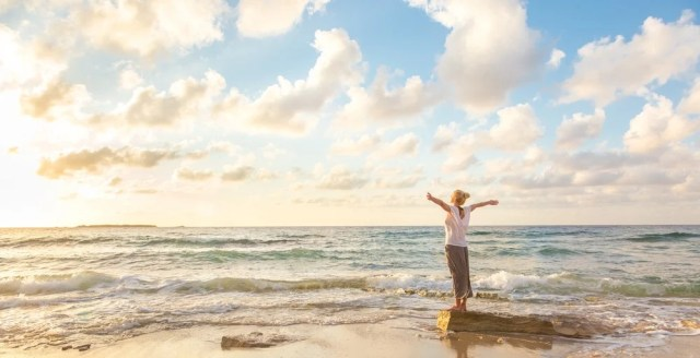 Sống gần nơi có nước – bí mật của hạnh phúc